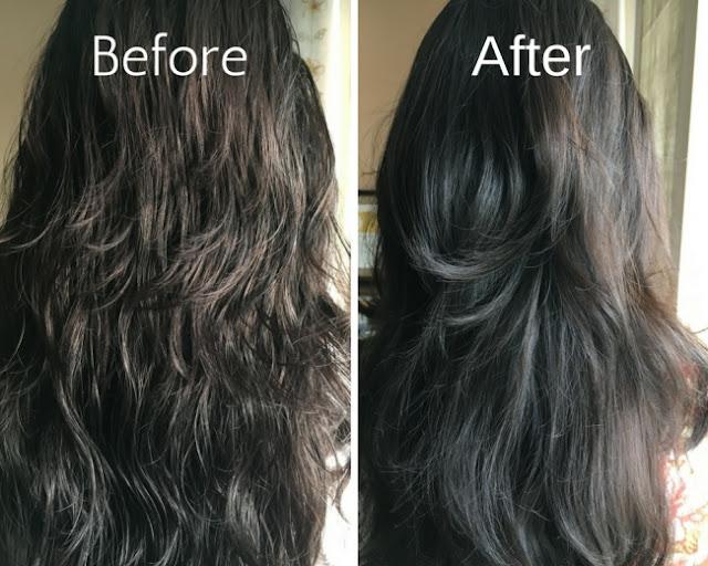 ενυδατώσετε τα μαλλιά σας