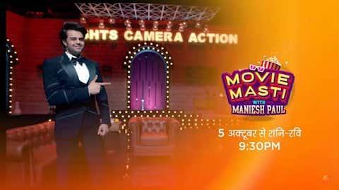 Movie Masti With Manish Paul 26 October 2019 HDTV 480p 250MB