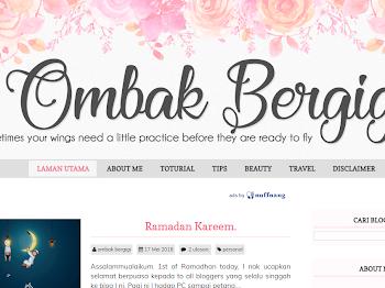 Blog Berwajah Baru.