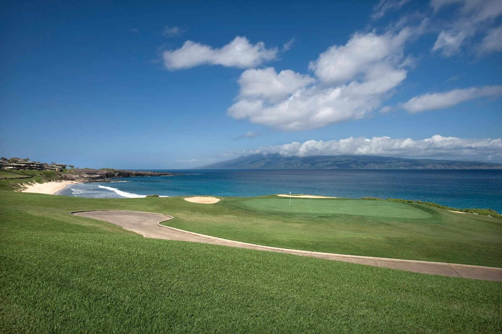 Maui Golf Report: Kapalua Bay and Kapalua Plantation