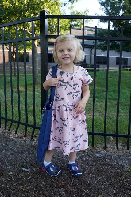 Stella Starts Preschool