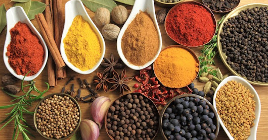 Herbs & Spices to Fire Up Metabolism and Speed Up Weight Loss!