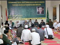 Meski Ahok Datang ke PBNU, Para Kiai NU Tak Akan Dukung Cagub Non Muslim