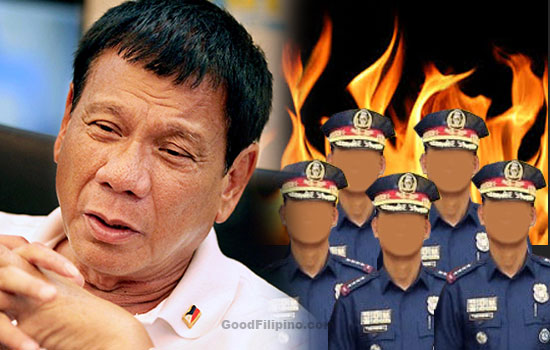 Duterte confirms he has another list of generals involved in illegal drugs