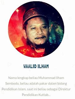Ustadz ilham Penyedia Kisah Islam Untuk Anak