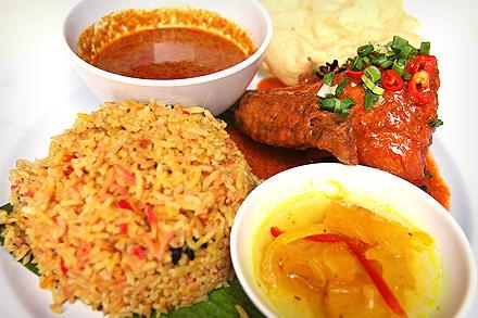 Resepi Nasi Minyak (Oil Rice Recipe)