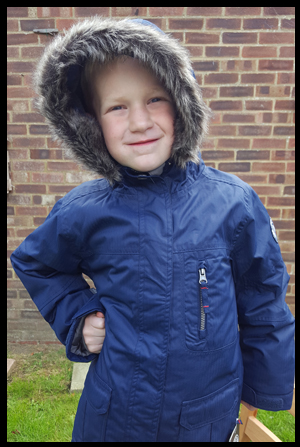 Ready for winter with House of Fraser's Back to School Jacket range