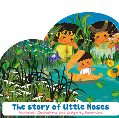 The Story of Little Moses