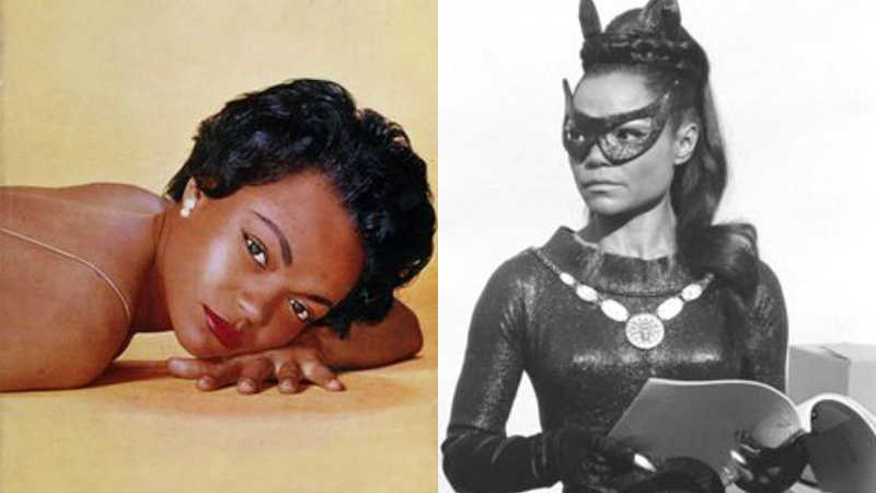 Eartha Kitt Batman Catwoman