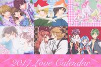 Calendario Margaret 2017