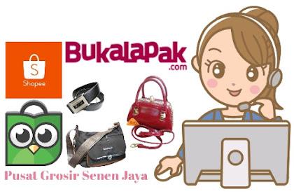 Info Order Online Grosir dan Eceran Tas, Pusat Grosir Senen, Jakarta Pusat