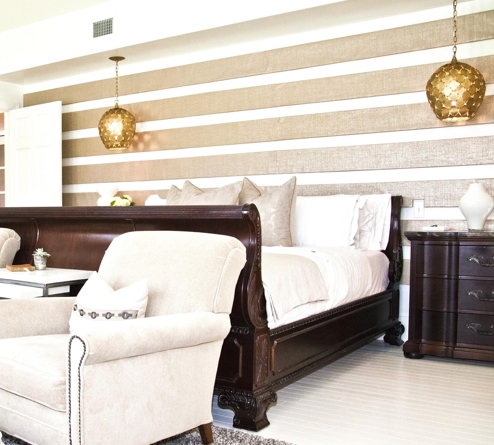 Modern Coastal Bedroom Ideas: Beach Chic Design: Coastal Chic Modern Bedroom Update