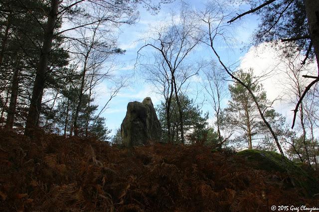 Paysage des Trois Pignons, Rocher de la Reine, (C) 2015 Greg Clouzeau