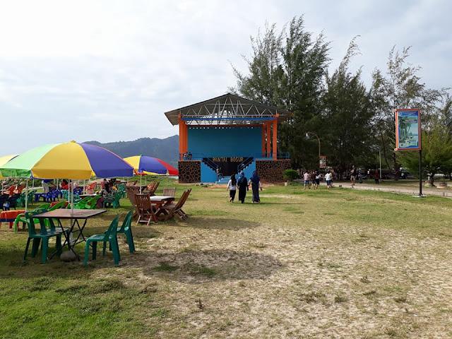Pantai Bosur Sibolga-Pandan-Tapteng