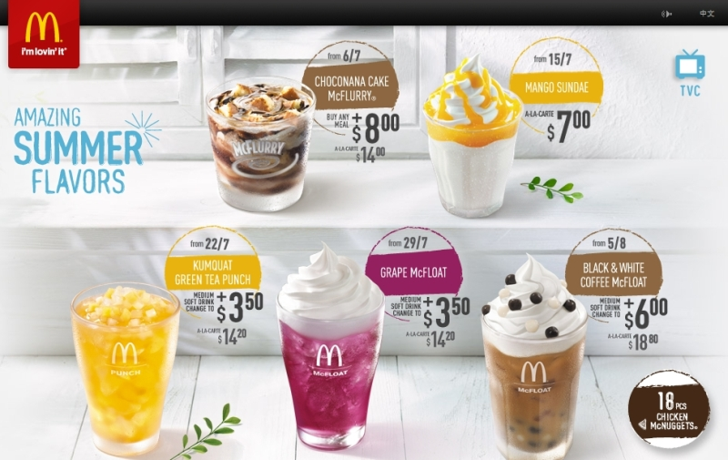 Drink From Mcdonald S Uk Prices