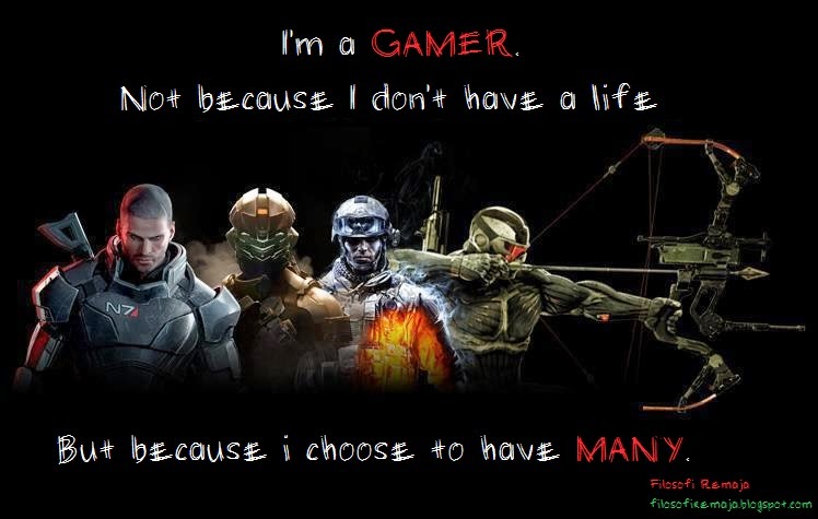 i choose to have many lives!