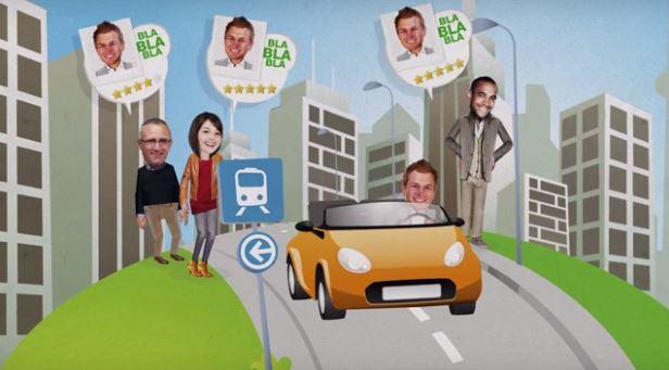 法國新創BlaBlaCar取得2億美元增資,加速拓展亞洲市場