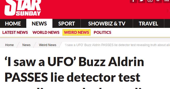 MOON HOAX: DEBUNKED!: 11 6 Did a lie detector test confirm