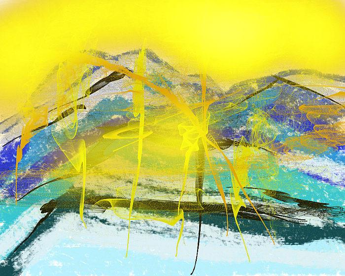 """Digital Art из """"Сотворение мира"""" Лот #1."""