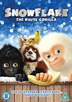 Snowflake Mica Gorilla Alba Online Filme Pentru Copii Dublate In Romana