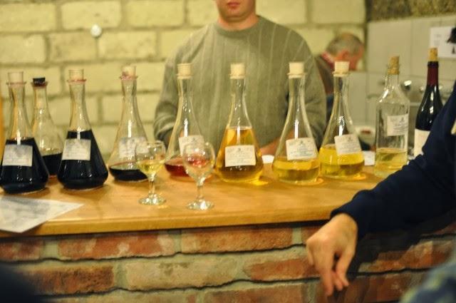 Ciekawe miejsca w Egerze, Wino