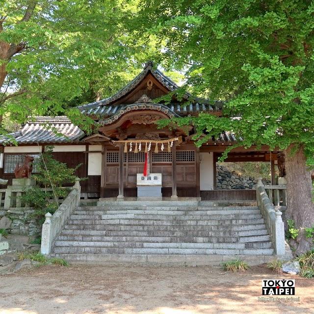 【住吉神社】鬼島上的老神社 在山海之間的神鬼交鋒