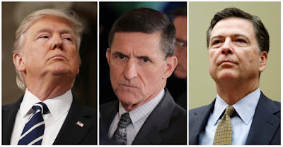 Donald Trump, Michael Flynn, James Comey, FBI, Trump-kampány, The New York Times, Russia ties