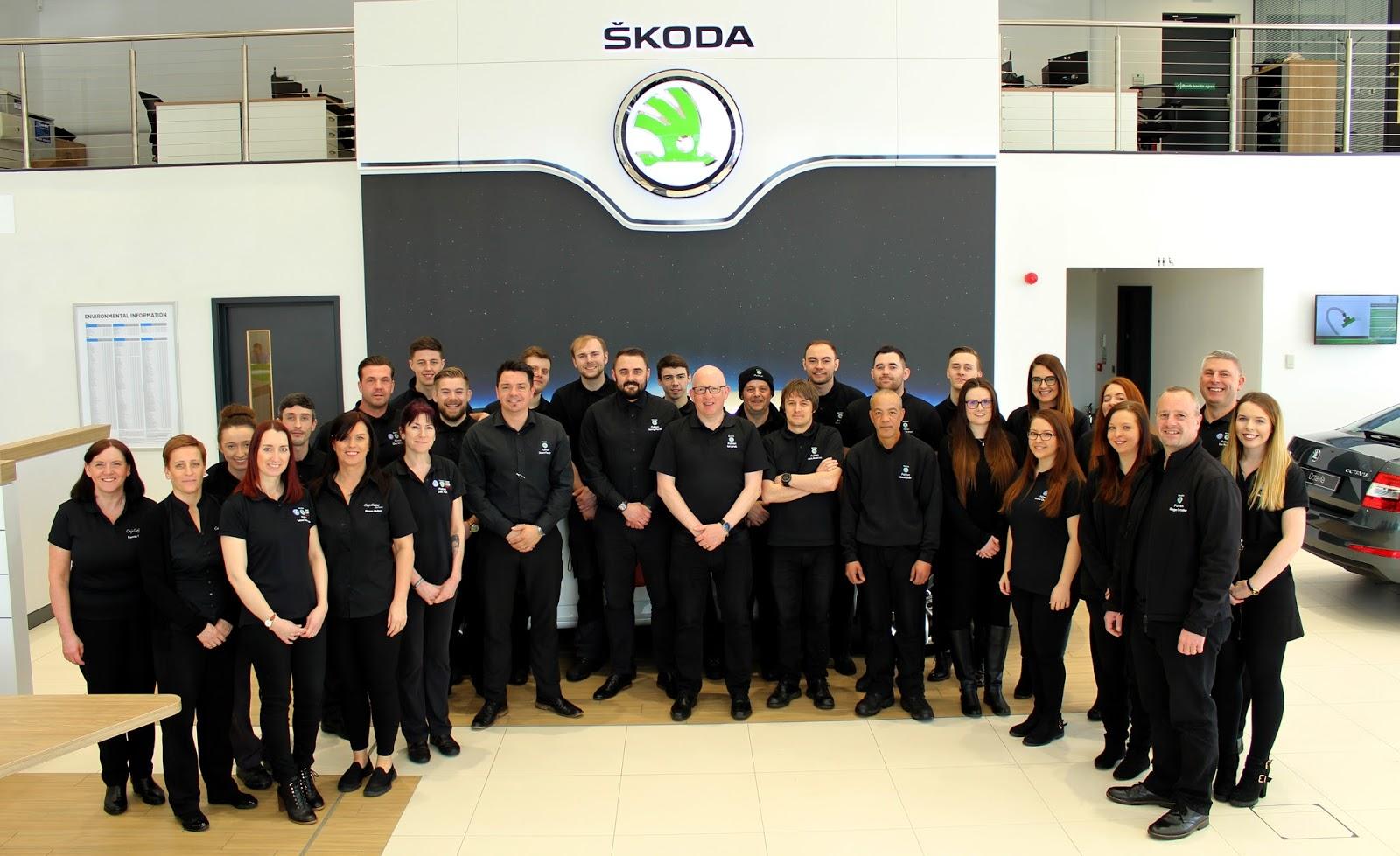 Pulman SEAT & SKODA scoop National awards