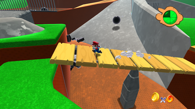 تحميل لعبة سوبر ماريو Super Mario 64 HD - تحميل مباشر