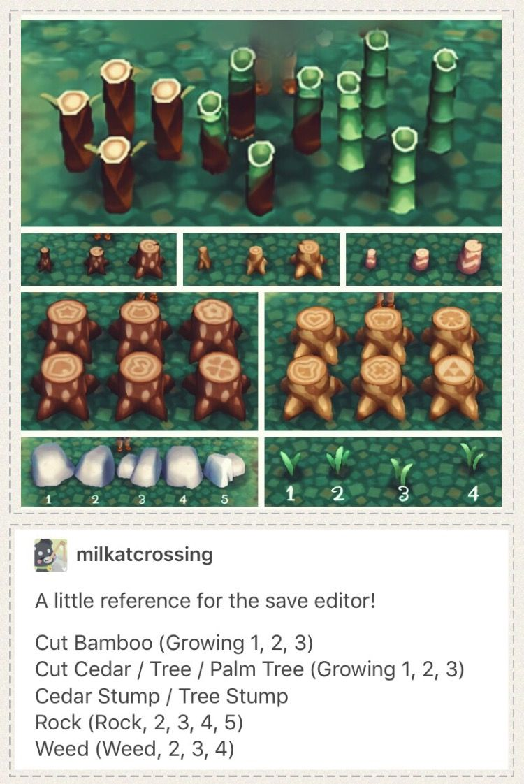 How To Acnl Bushes