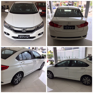 All New Honda City Terbaru