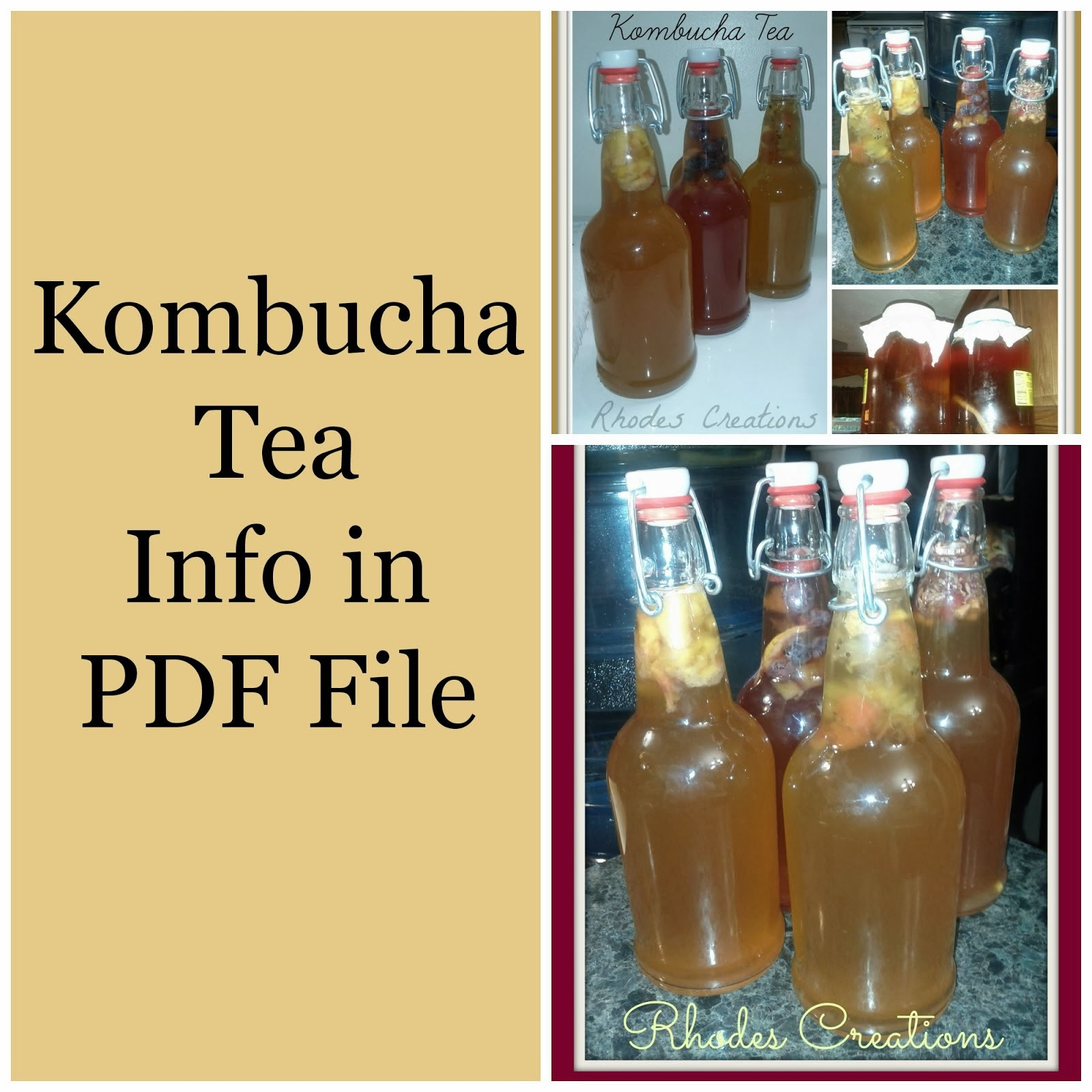 All About Bucha