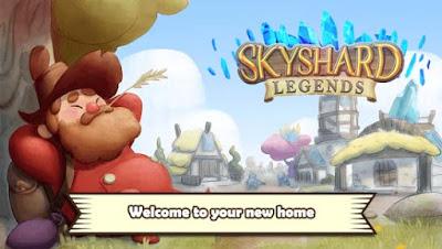 Download Skyshard Legends APK + OBB v1.0.0 Online