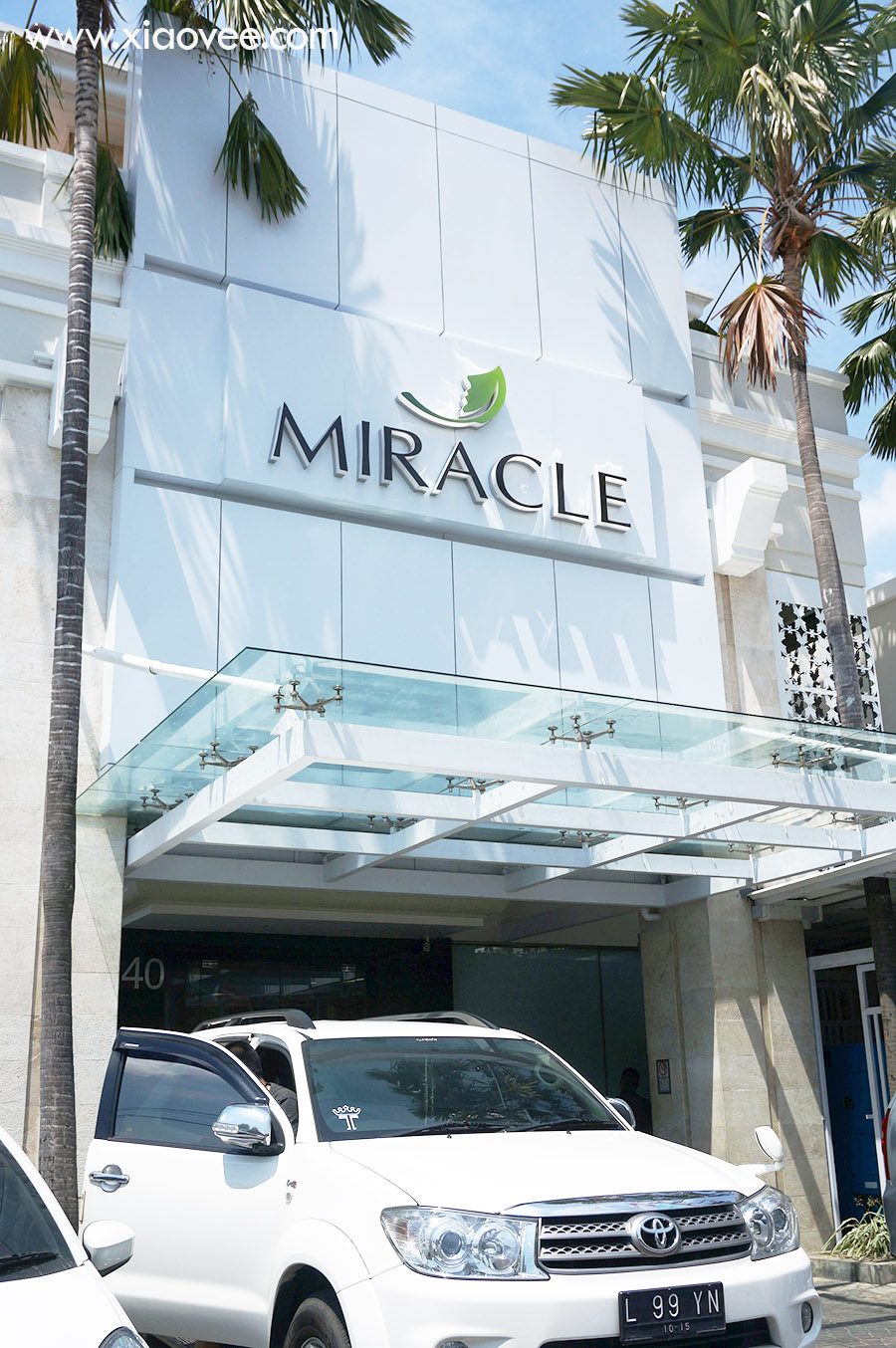 Gedung Miracle Thamrin, Miracle Facial Treatment, Miracle Aesthetic Clinic