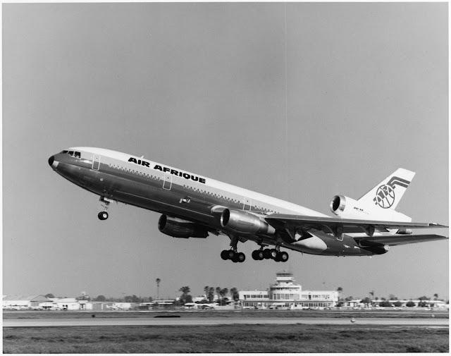 Air Afrique McDonnell Douglas DC-10
