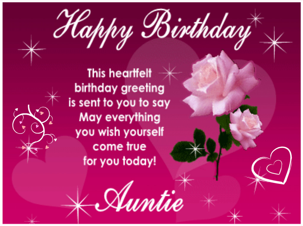15 images of happy birthday wishes for aunt stylish clothes for women happy birthday to my favorite aunt quotes m4hsunfo