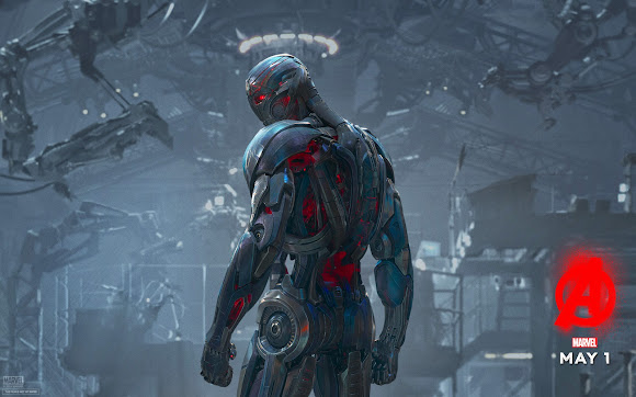 Ultron Avengers Wallpaper
