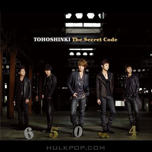 Tohoshinki – The Secret Code (Japanese)
