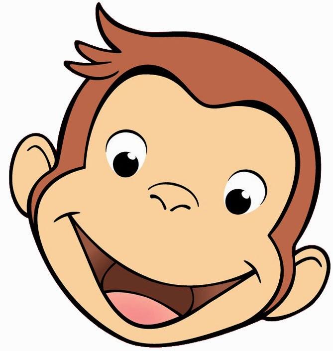 Ecoleeko: Curious George DIY Birthday Party- Invitations  Ecoleeko: Curio...