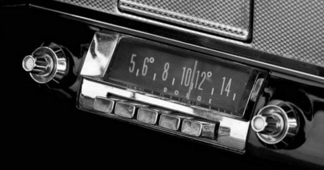 Araba Radyosu 1922'de mi Tanıtıldı?