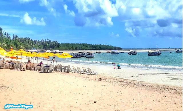 praias de morro de sao paulo