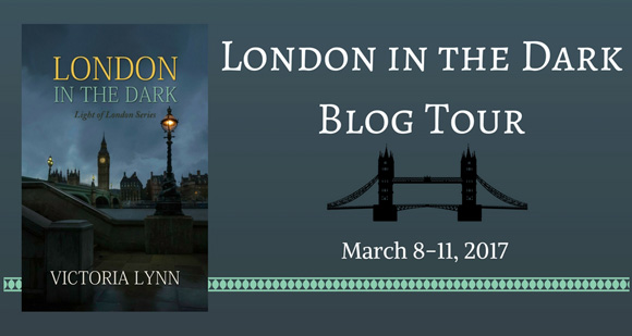 London in the Dark blog tour