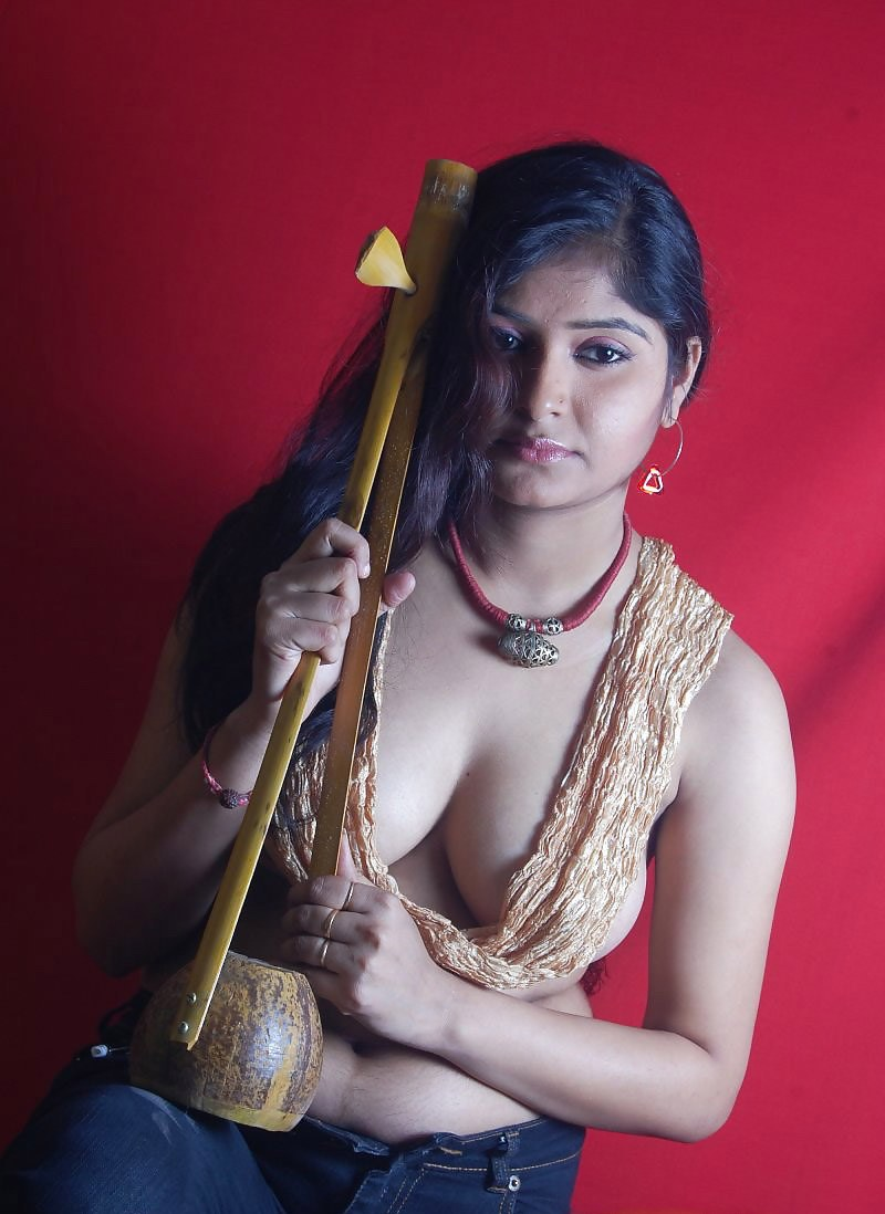 desi topless models