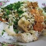 Kuliner Indonesia - Nasi Lengko