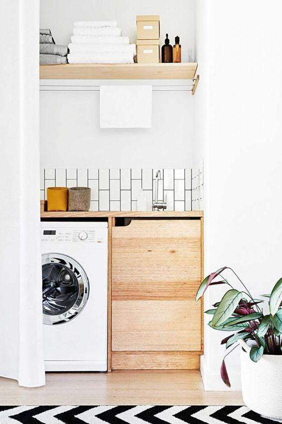 Lavaderos de ropa que enamoran