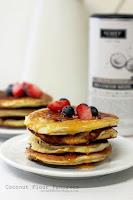 Палачинки с кокосово брашно / Coconut Flour Pancakes