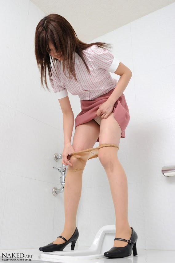 NakedArt-511 Naked-Art No.00511 Mayu Sakurai 桜井真由