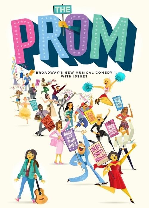 映画] The Prom 2020 動画 日本語吹き替え - 映画 フル