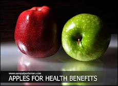 Apples for health benefits