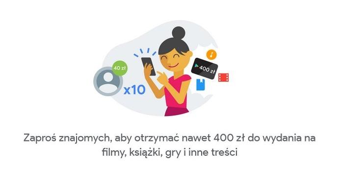 40 Zl Za Jedna Platnosc Nawet 400 Zl Za Polecanie Google Pay